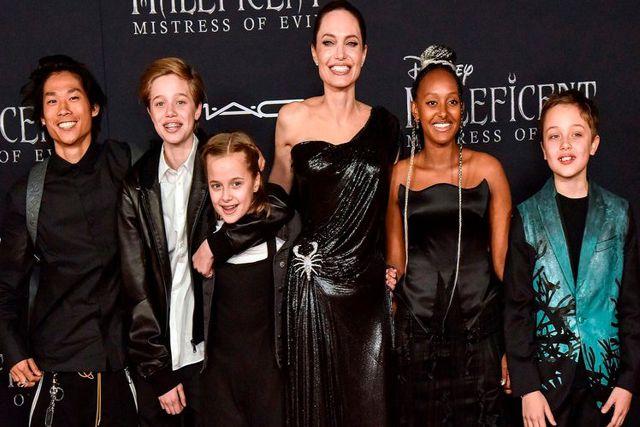 Angelina Jolie reveló la razón de divorcio con Brad Pitt
