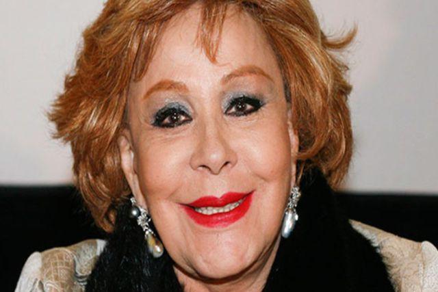 Silvia Pinal pide a Televisa no tratarla como limosnera; no recibe ingresos
