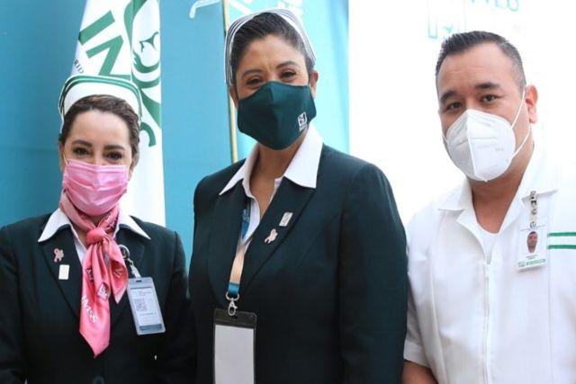 Ingenieros del IMSS crean dispositivo que evita riesgos en pacientes intubados