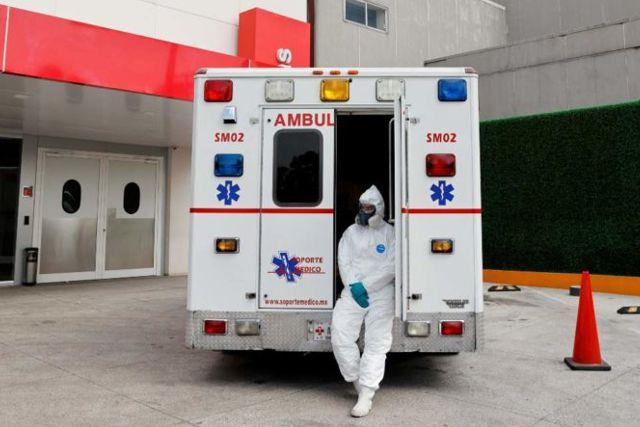 Médicos de Guanajuato angustiados esperan vacuna vs Covid pese a ver morir a compañeros