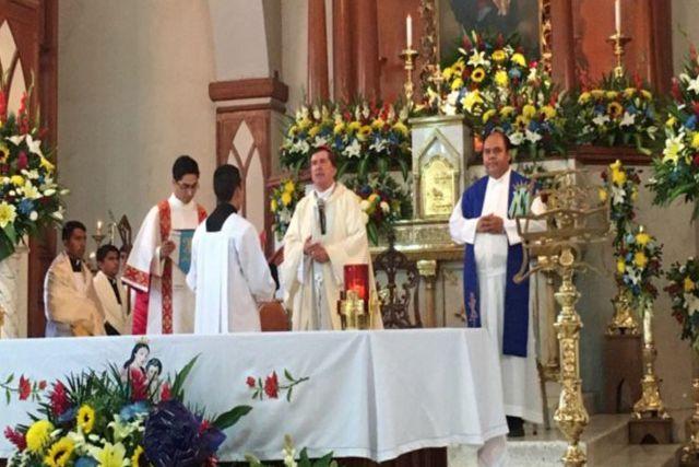 Obispo de Ciudad Victoria pide no usar cubrebocas y confiar en Dios