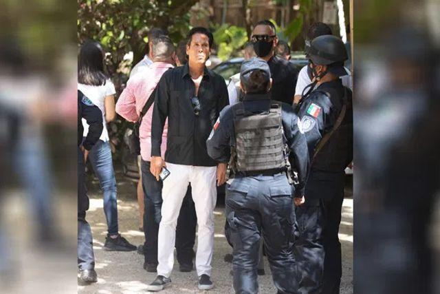 Roberto Palazuelos implicado en feminicidio en Cancún