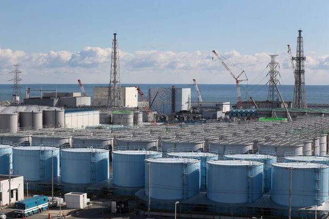 Japón planea arrojar al Océano agua radioactiva por falta de espacio en su almacén
