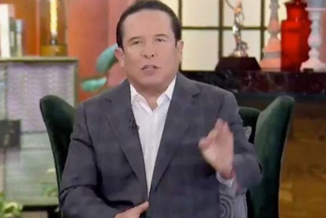 Aseguran que Paty Chapoy y Mara Patricia apoyan a pederastas: Gustavo Adolfo Infante
