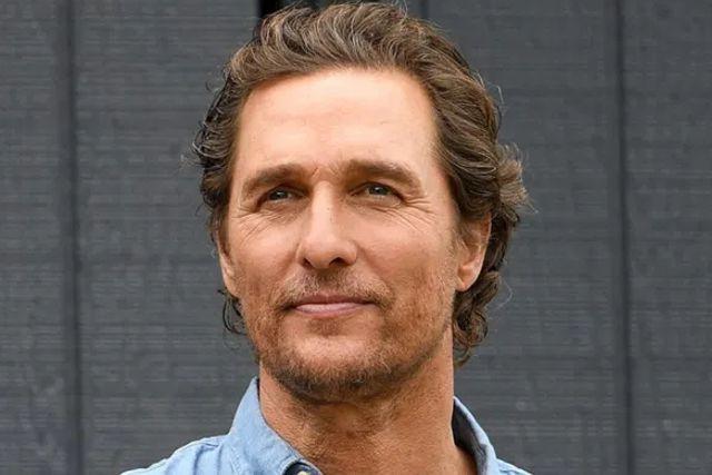 Fui violado cuando era adolescente: Matthew McConaughey