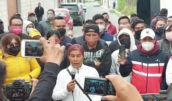 Urgente que la gobernadora atienda la problemática de Xicohtzinco: Vecinos