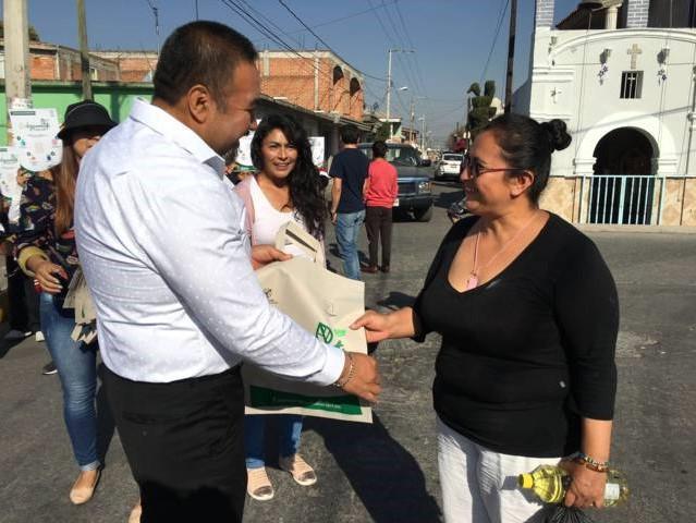 Xicohtzinco se suma y dice no a las bolsas de plástico en Tlaxcala