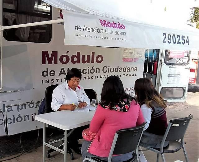 Vacaciones, buen momento para tramitar la credencial para votar: INE Tlaxcala