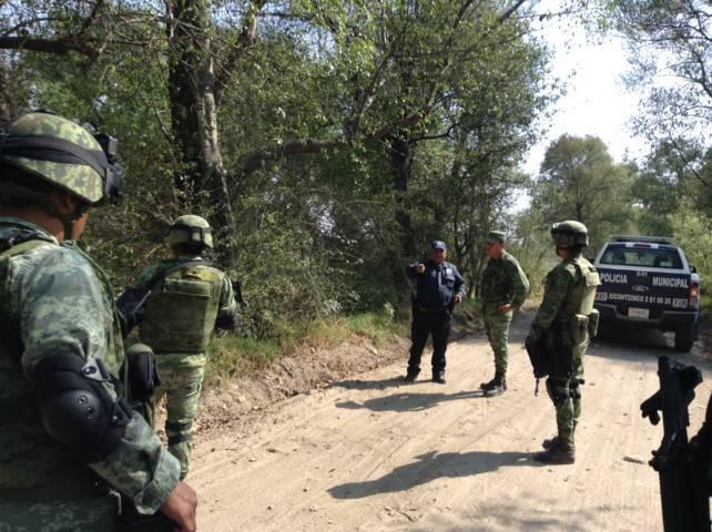 Realiza Policía Municipal de Xicohtzinco Operativo de Seguridad