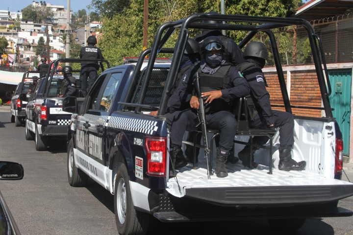 La SSC realiza acciones de prevención por contingencia sanitaria en Tlaxcala