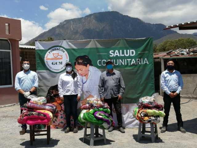 Entregó Fundación Granjas Carroll apoyos a damnificados por lluvias