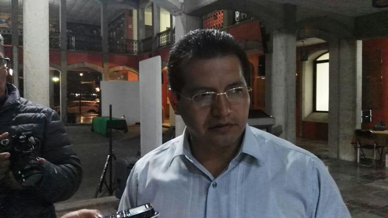Amaxac revertirá sentido negativo de cuenta pública 2016: Carlos Luna