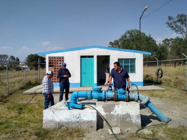 Alcalde De Tzompantepec Resuelve Suministro De Agua Potable En Ahuashuatepec