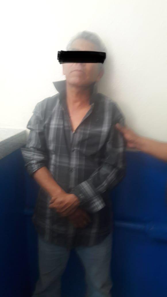 Detiene Policía de Chiautempan a sujeto que portaba revólver sin permiso