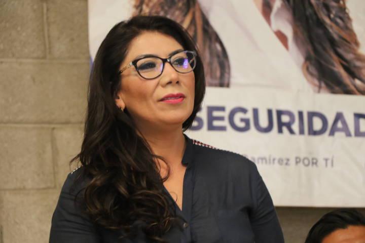 Seguridad y salario digno, principales necesidades de la sociedad, Alejandra Ramírez