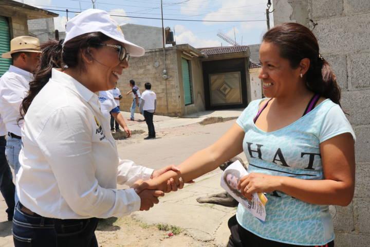 Vamos por estado y un país con educación garantizada: Alejandra Ramírez