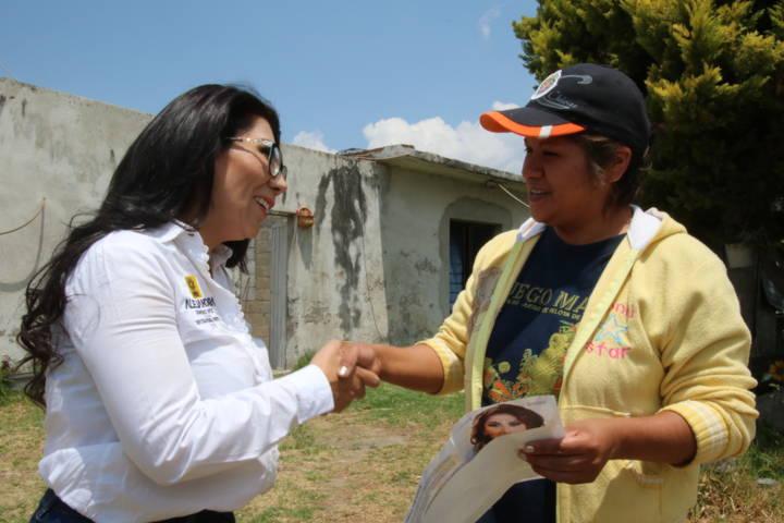Es urgente revertir deficiencias en servicios de salud: Alejandra Ramírez