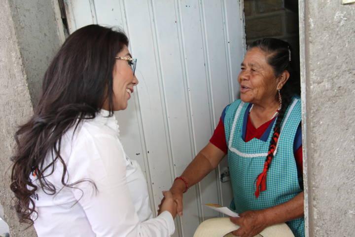 En estas elecciones vamos por un México incluyente: Alejandra Ramírez
