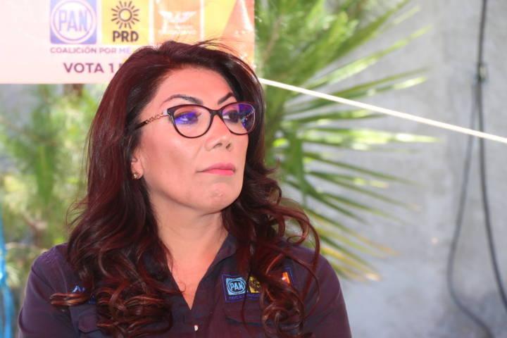 Para ayudar a la gente hace falta acercarse a la gente: Alejandra Ramírez