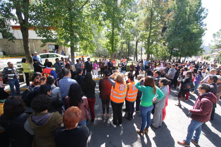 Contribuye la UAT a la cultura de protección civil