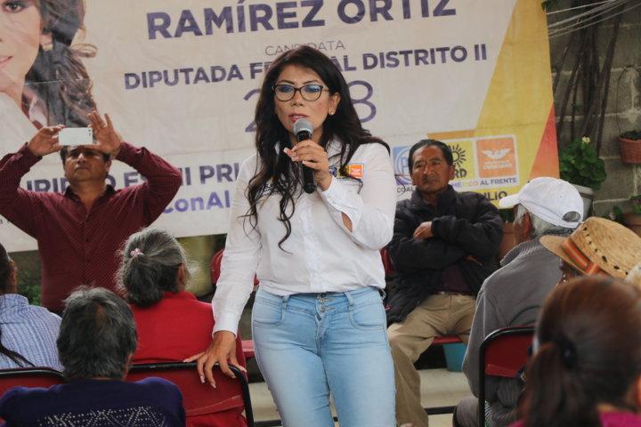 Legislaré para lograr un futuro más justo para las mujeres, Alejandra Ramírez