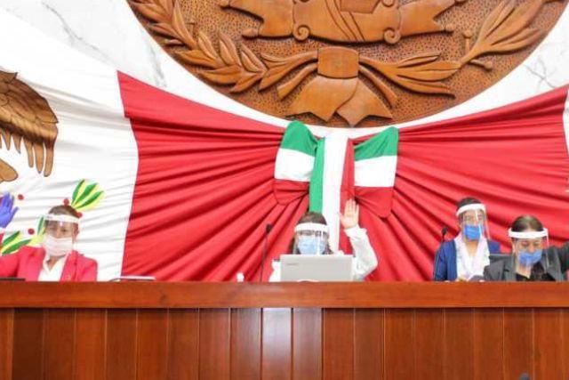 Suspende Congreso de Tlaxcala de manera temporal la entrega de Presea Miguel N. Lira