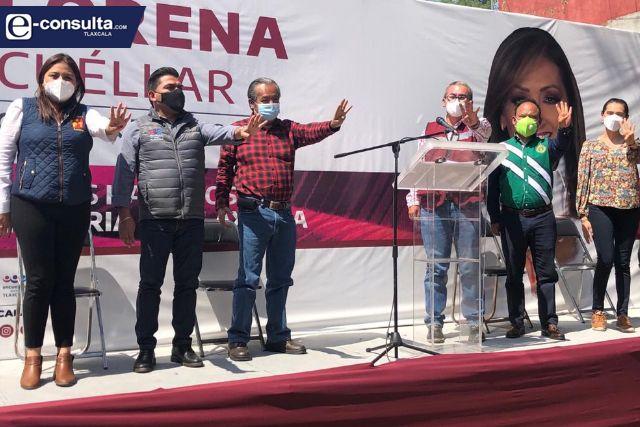Los de la 4T piden al ITE más debates; dicen que Lorena tiene las mejores propuestas