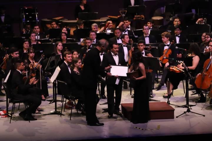 Ofrece Orquesta de las Américas concierto de los 500 Años