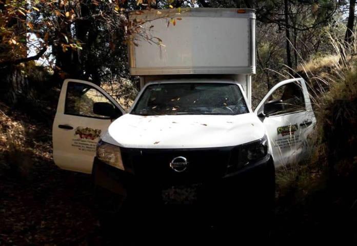 Policía Estatal recupera tres vehículos en diferentes municipios de la entidad