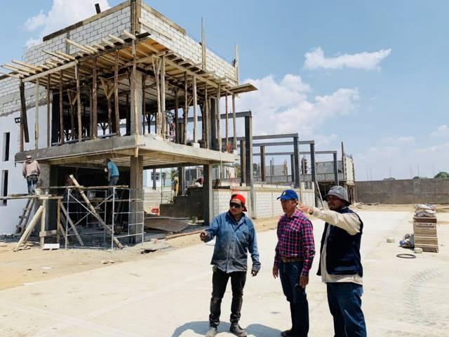El nuevo Polideportivo traerá más desarrollo al municipio: TOA