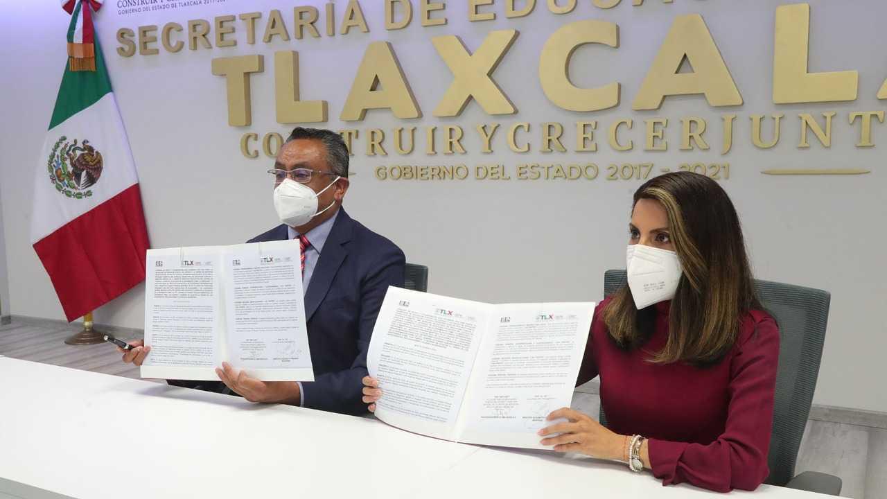 SEPE-USET e ITE firman convenio de apoyo y colaboración para coordinar actividades interinstitucionales