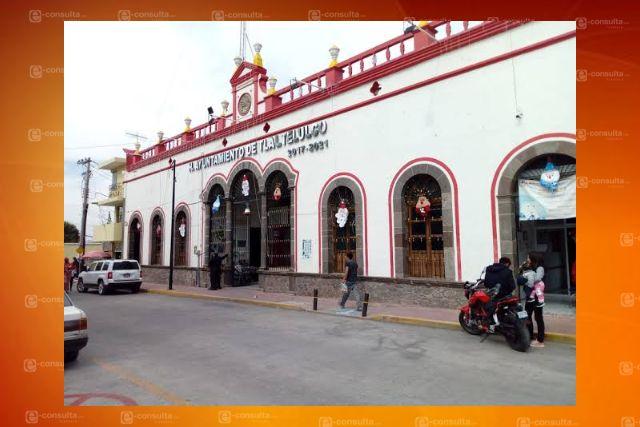 Celebran fiestas a escasos metros de la alcaldía de Tlaltelulco, edil sin poner orden