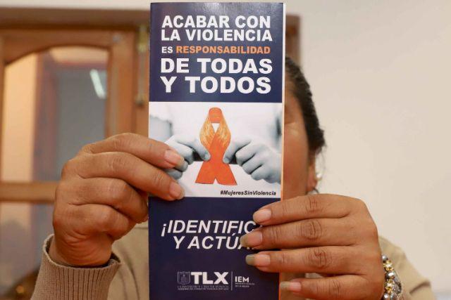 Mantiene IEM servicios de atención para prevenir violencia contra las mujeres
