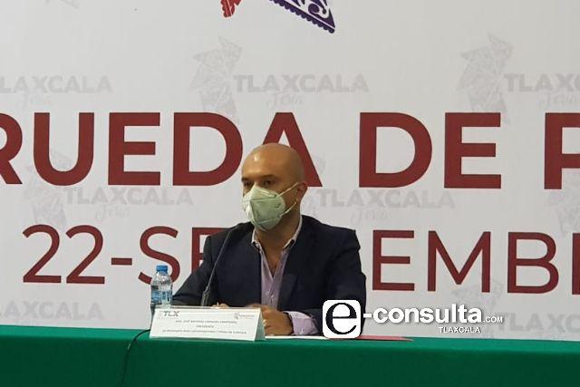 Feria de Tlaxcala se cancela, aun no hay condiciones para concentraciones masivas