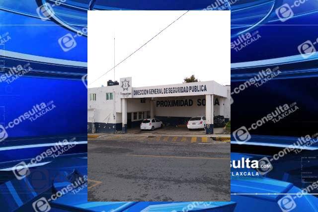 Borrachos influyentes fueron asegurados por golpear a policías Tzompantepec