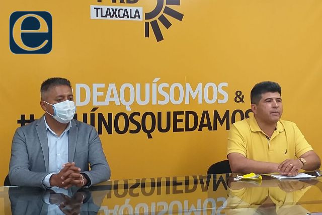 PRD arrepentido de la alianza con el PRI; en disputa el triunfo de Mazatecochco