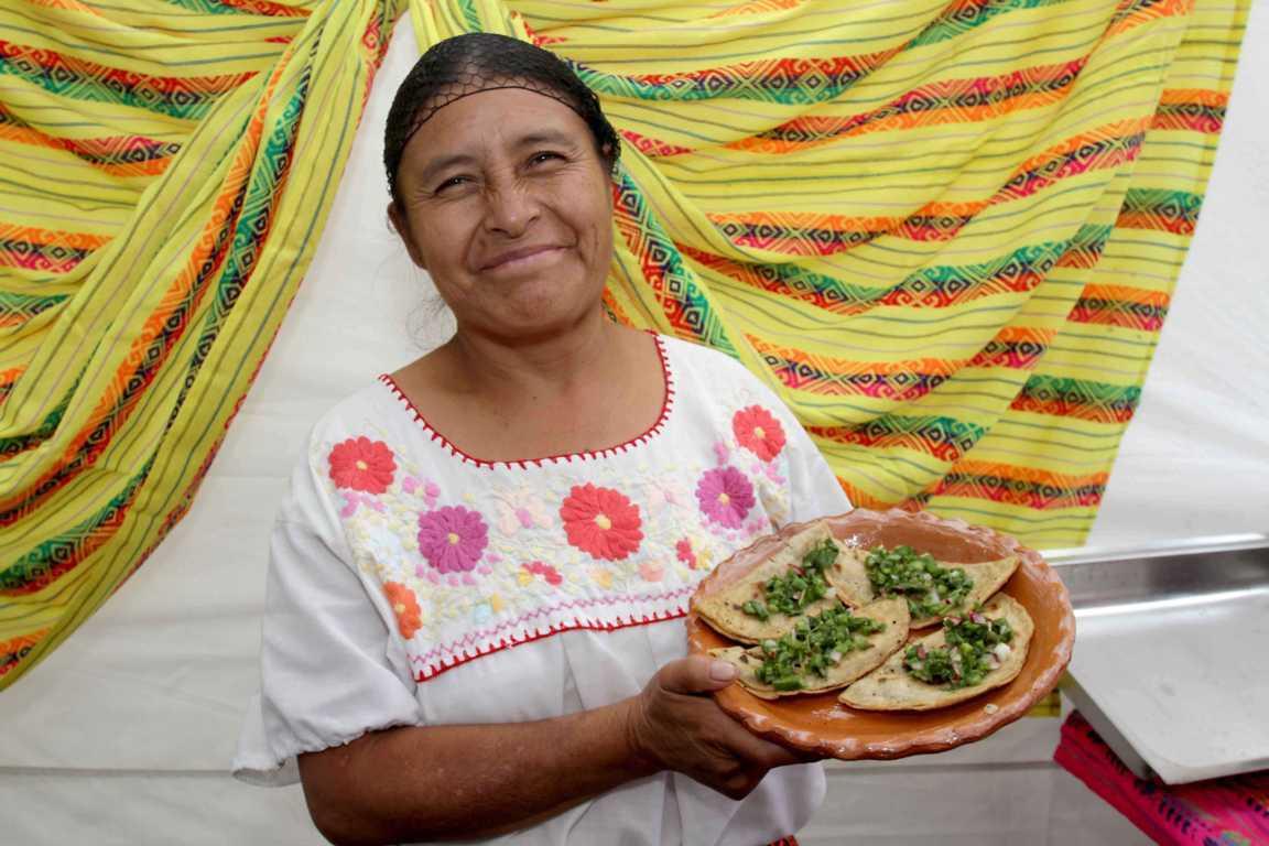 Celebra Secture Día de la Cocina Tlaxcalteca con conferencias magistrales