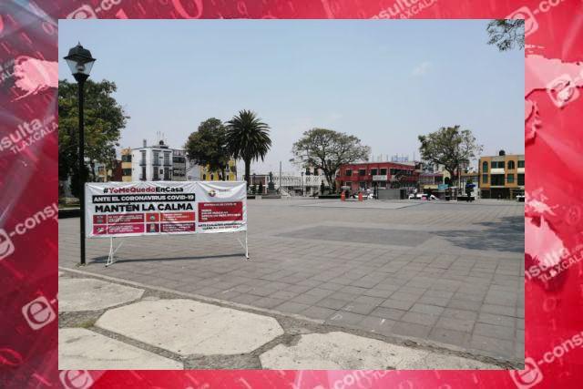Zacatelco en los tres primeros lugares mejor evaluados ante la contingencia