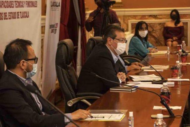 Marco Mena reitera llamado a ayuntamientos para mantener medidas preventivas por Covid-19