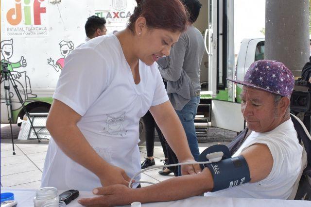 Recibirán Servicios Médicos en Zacatelco