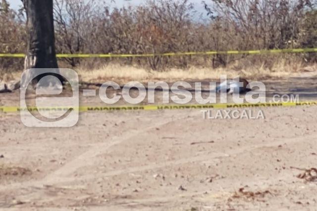 En Ixtacuixtla localizan un cadáver; al parecer lo privaron de la vida con arma blanca