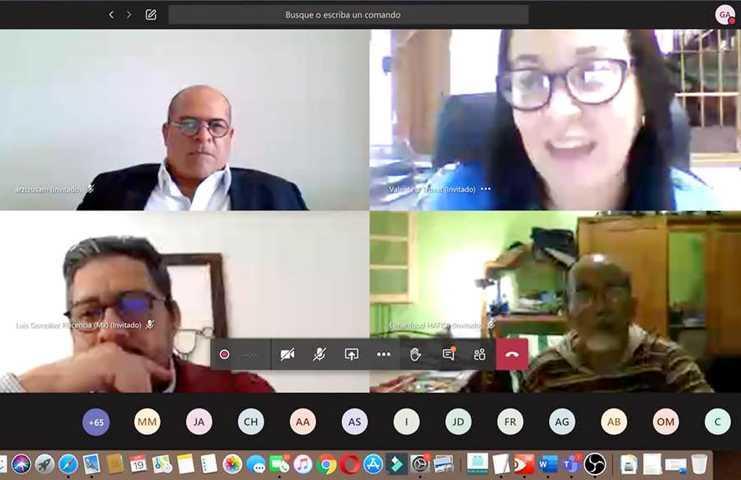 Participó UATx en coloquio internacional organizado por la Universidad Mohammed V de Rabat
