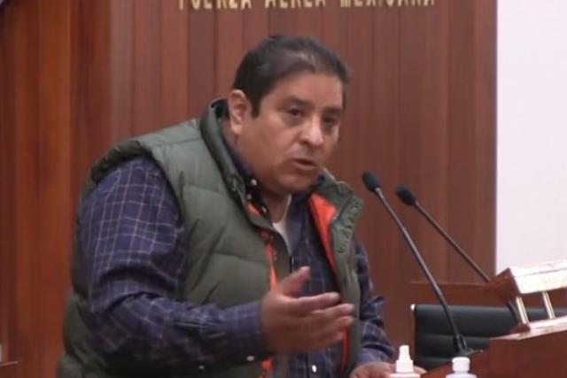 Conformar un frente para destituir al titular de la CEDH, propone Víctor Castro