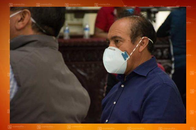 Se suma Zacatelco a la entrega de insumos médicos a Hospital General de Nativitas