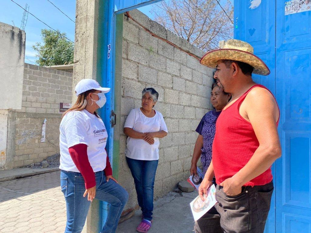Gabriela Brito tendría asegurado el triunfo de la diputación del distrito 07