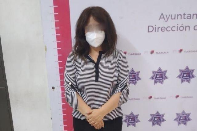 Es detenida una mujer robando dentro de la tienda Liverpool