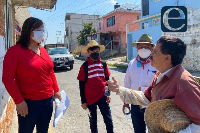 La comunidad de Ocotlán va con Gabriela Brito; sigue la suma de voluntades