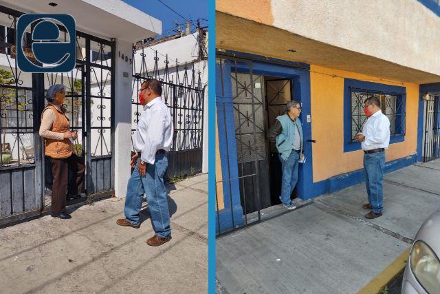 Recuperaremos la seguridad en las calles: José Luis Ramirez Conde