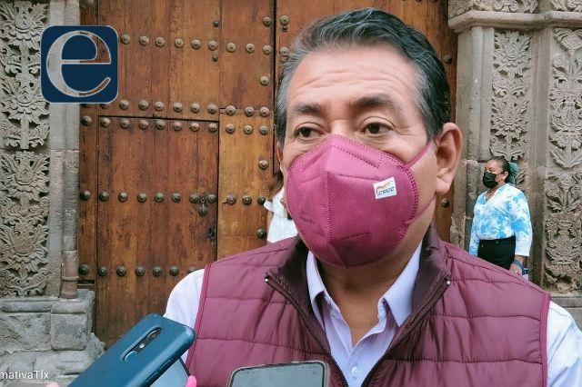Líder nacional tacha de ineficiente y poco capaz a Justino Hernández