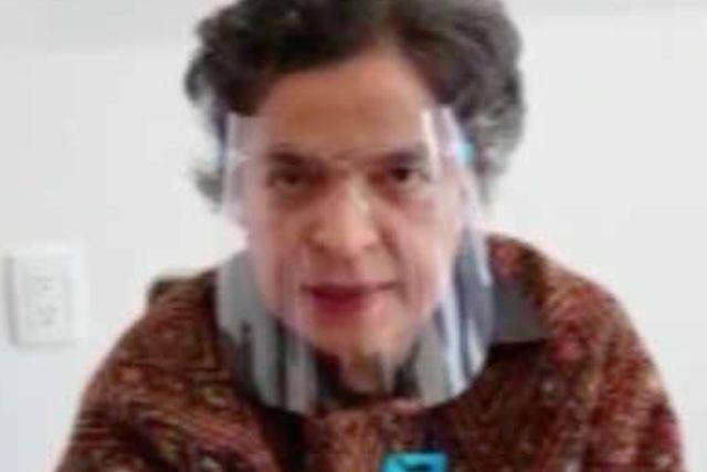 Reconoce Beatriz Paredes trabajo de Minerva Hernández en el senado